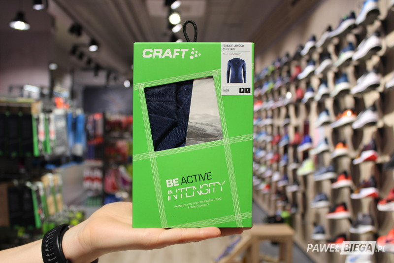 Odzież termoaktywna dla biegacza