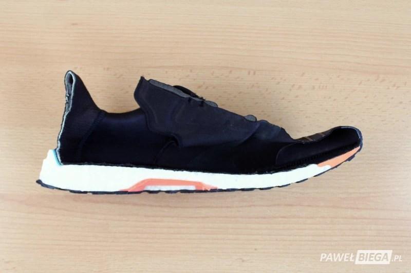 Adidas SolarBoost - przekrój