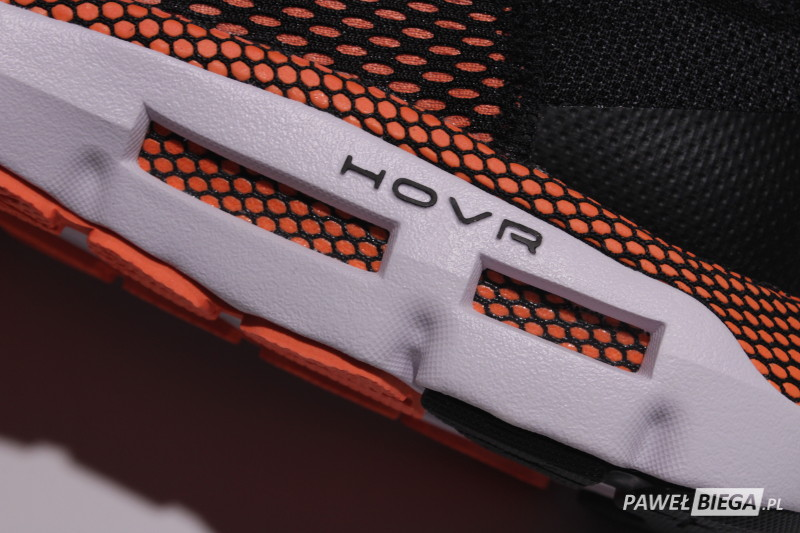 Under Armour HOVR Infinite - amortyzacja