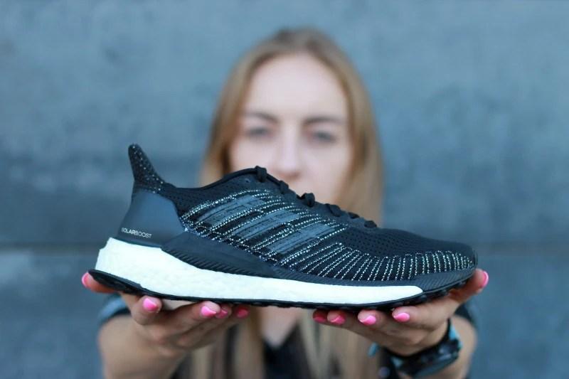 Emilia Mazek - Adidas Solarboost