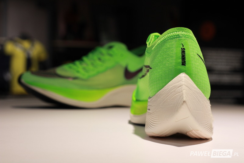 Nike Vaporfly Next - tyłem