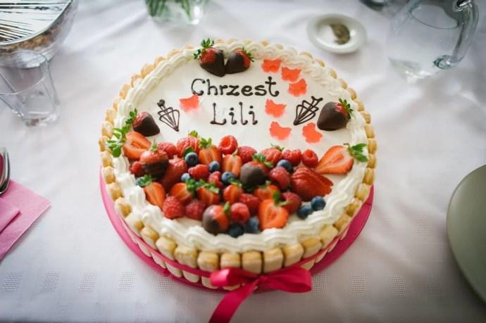Liliana's christening Sligo
