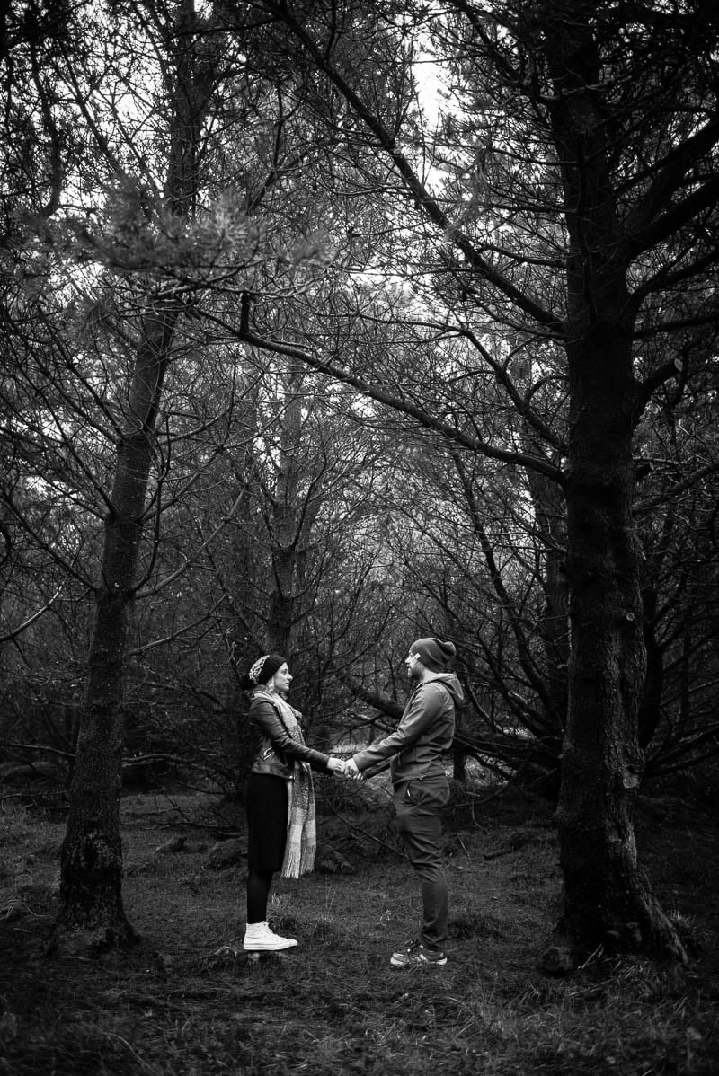 benbulben forest walk sligo engagement-1-2