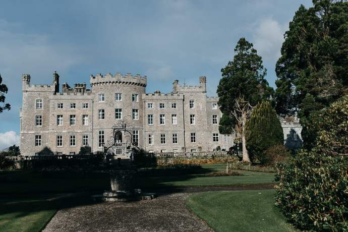 Markree Castle Hotel, Sligo, Ireland
