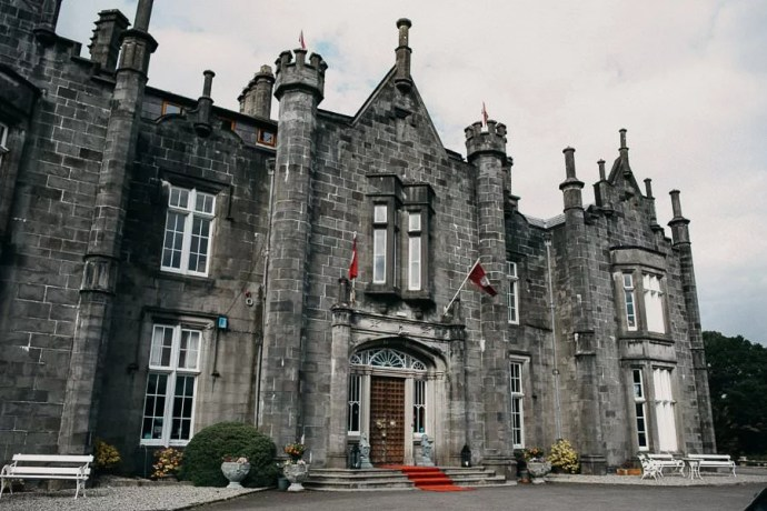 Belleek Castle wedding venue