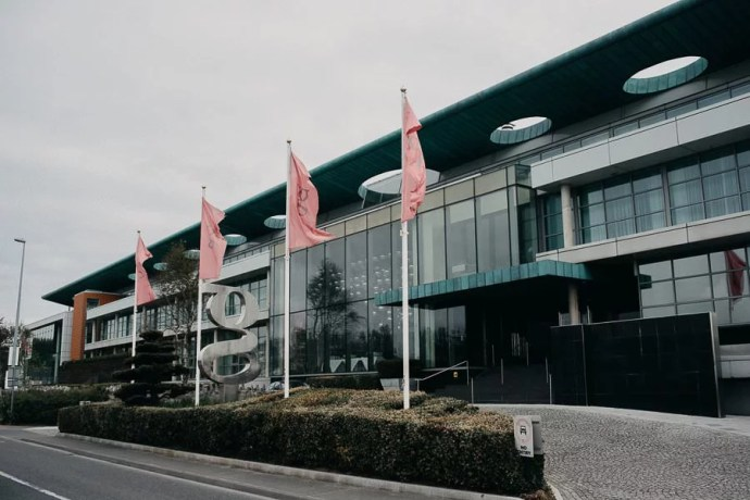 the g hotel in Galway, Ireland