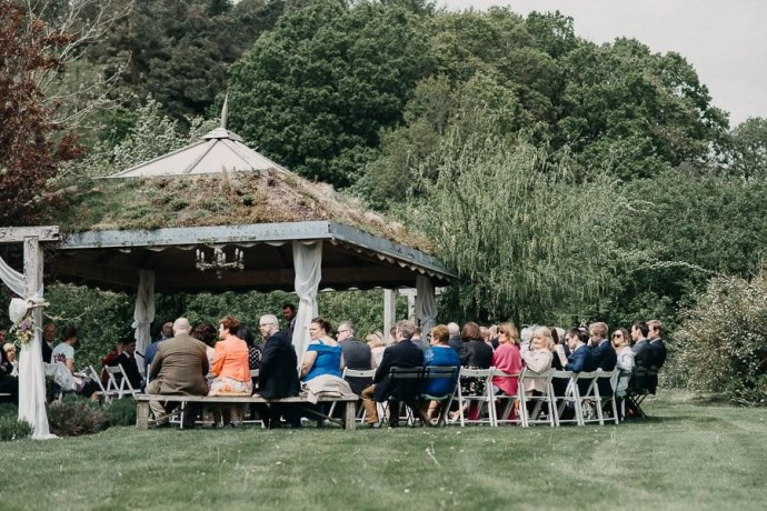 Three Towers Eco Lodge wedding