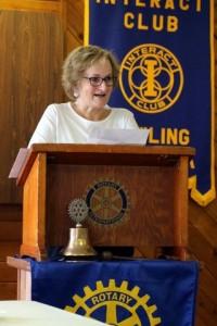 Ann's innugural speech_IMG_1171