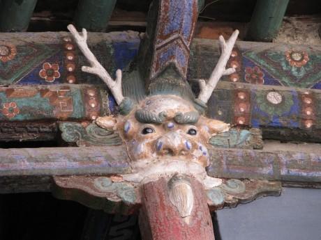 Datong - wiszące klasztory i groty Yungang 21