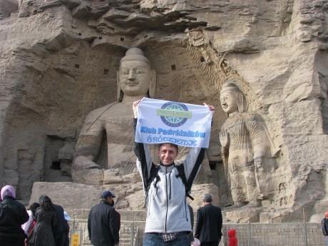 Datong - wiszące klasztory igroty Yungang 19