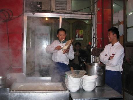 Datong - wiszące klasztory igroty Yungang 20
