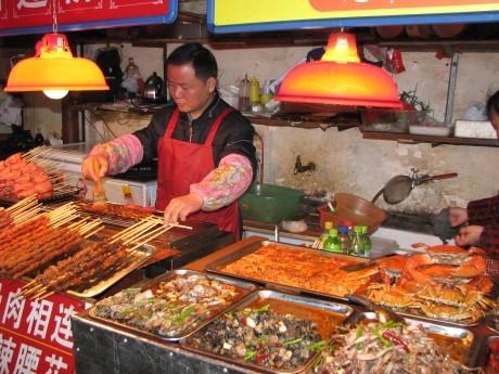Wuhan - jednak ciekawe miasto