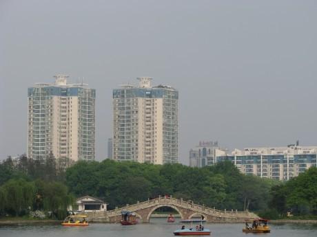 Changsha; dziwne miasto 5