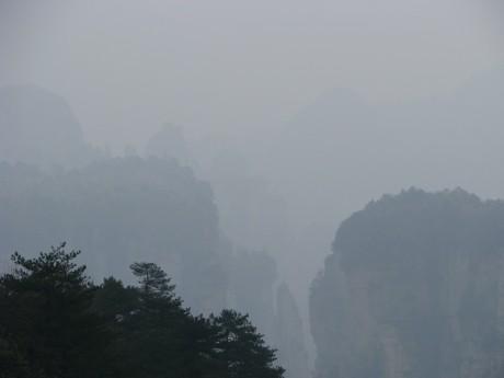 Zhangjiajie - totu kręcono Avatara 5