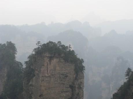 Zhangjiajie - totu kręcono Avatara 6