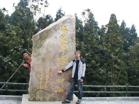 Zhangjiajie - totu kręcono Avatara 8
