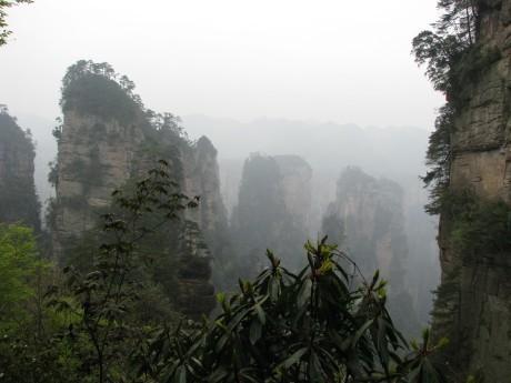 Zhangjiajie - totu kręcono Avatara 15
