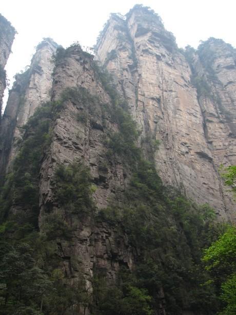 Zhangjiajie - totu kręcono Avatara 22