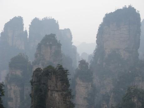 Zhangjiajie - totu kręcono Avatara 28