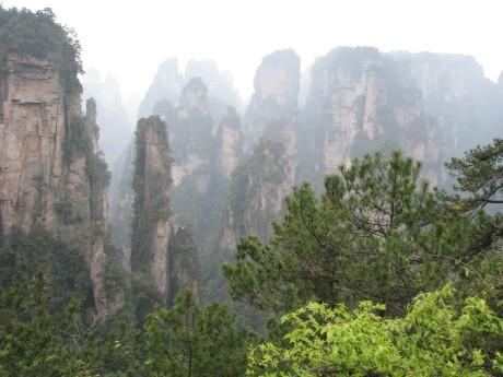 Zhangjiajie - totu kręcono Avatara 29