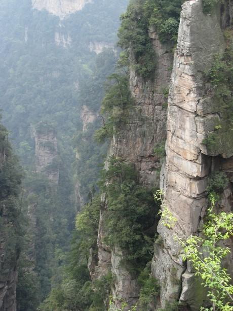 Zhangjiajie - totu kręcono Avatara 30