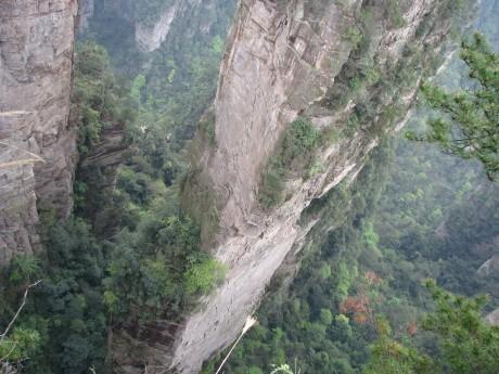 Zhangjiajie - totu kręcono Avatara 40