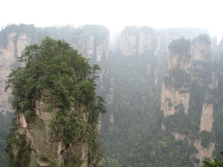 Zhangjiajie - totu kręcono Avatara 44