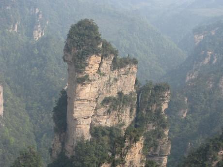 Zhangjiajie - totu kręcono Avatara 46