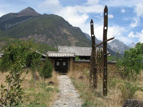 Lijiang - Baisha - rower - góry 14