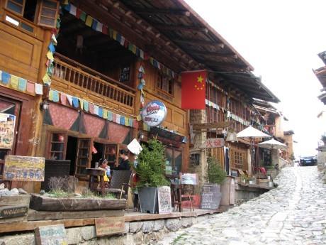 Shangri-la (Zhongdian) 3200 m. n.p.m. 29
