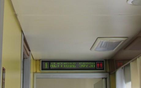 W pociągu doLhasy (Lasa) 5