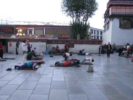 Na dachu świata - Tybet - Lhasa - pierwsze wrażenie 4