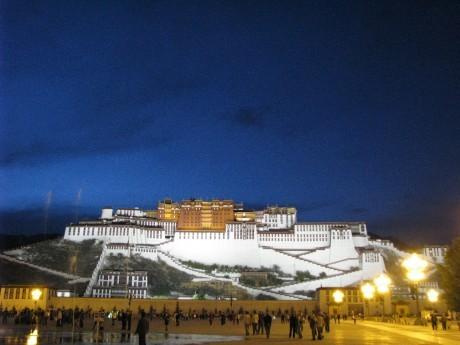 Na dachu świata - Tybet - Lhasa - pierwsze wrażenie 5