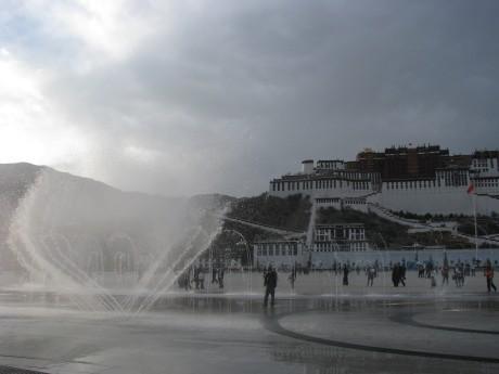 Na dachu świata - Tybet - Lhasa - pierwsze wrażenie 23
