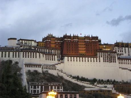 Na dachu świata - Tybet - Lhasa - pierwsze wrażenie 28