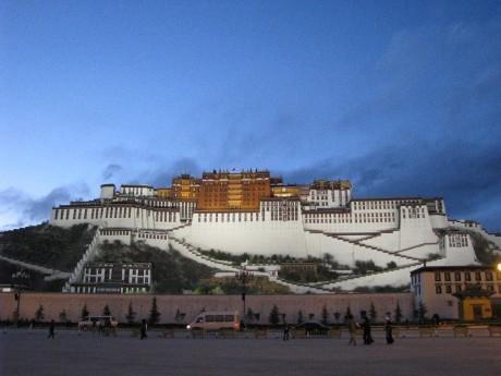 Na dachu świata - Tybet - Lhasa - pierwsze wrażenie 30
