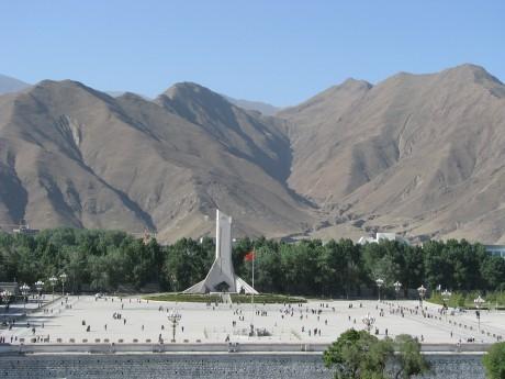 Na dachu świata - Tybet - Lhasa - pierwsze wrażenie 33