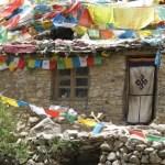 Tybet - Chimphu (Chim-puk) - miejsce domedytacji 1