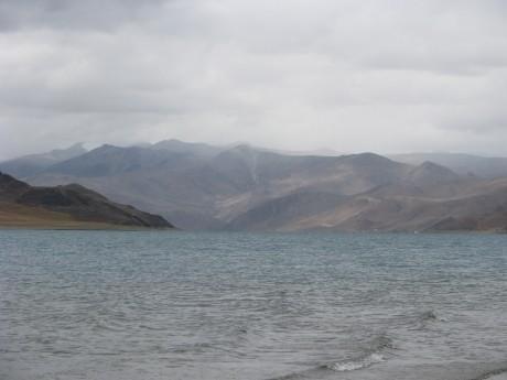 Przez góry (wTybecie) Tsetang - jezioro Yamdrok - Gyantse 10