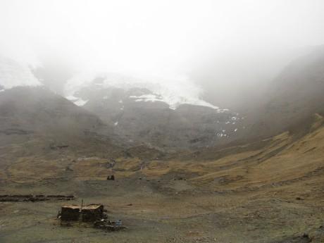Przez góry (wTybecie) Tsetang - jezioro Yamdrok - Gyantse 16
