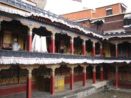 Tybet - Shigatse 7