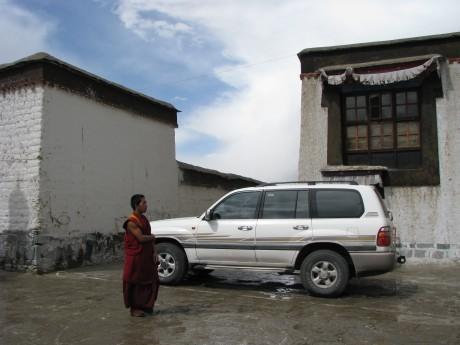Tybet - Shigatse 13