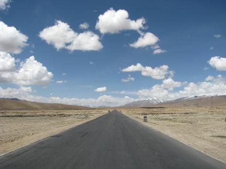 Nam-Tso - święte jezioro tybetańskie 3