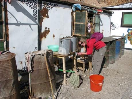 Nam-Tso - święte jezioro tybetańskie 5