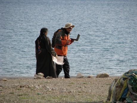 Nam-Tso - święte jezioro tybetańskie 9