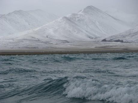 Nam-Tso - święte jezioro tybetańskie 15