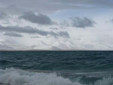 Nam-Tso - święte jezioro tybetańskie 18