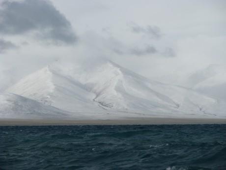 Nam-Tso - święte jezioro tybetańskie 19