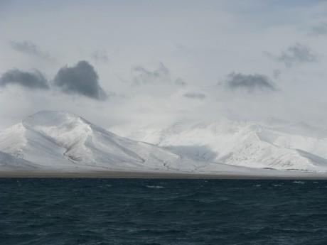 Nam-Tso - święte jezioro tybetańskie 20