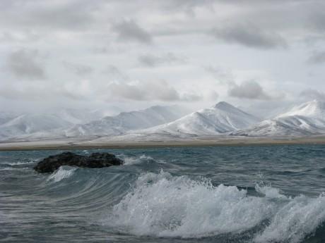 Nam-Tso - święte jezioro tybetańskie 21